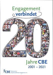 Bericht 20 Jahre CBE